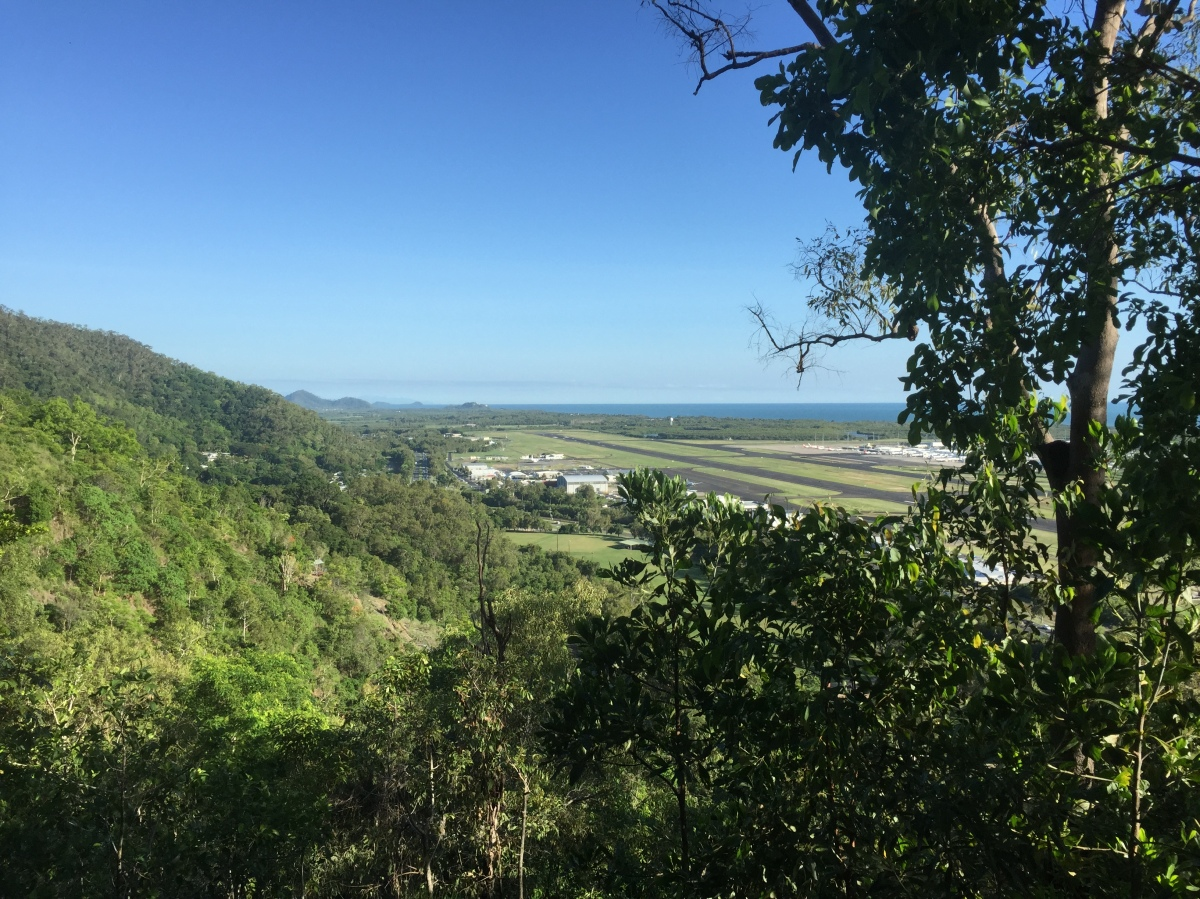 Red Arrow Lookout, Cairns