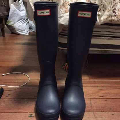Hunter Boots from Drift Lab